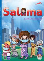 Salamah Magazine 158 issue