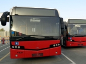 Replacing 42 public buses by modern buses