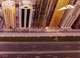 Public Transport in Dubai video