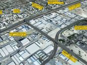 Project image of Improving Umm Al Sheef Street, Latifa bint Hamdan Street project