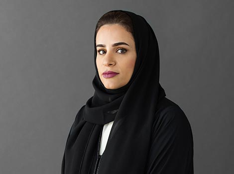 an image of Moaza Al Marri, Executive Director, Office of the Director-General and Chairman of the Board of Executive Directors, RTA