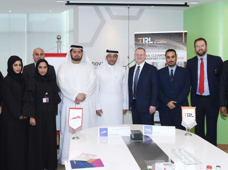 RTA and TRL sign MoU to enhance Innovation in service delivery