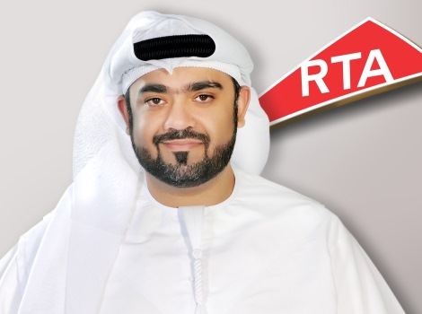 Adel Al Marzouqi, Director of Right of Way, Traffic & Roads Agency, RTA