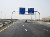Final stage of Al Yalayes Road Project