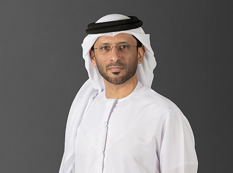 An image of Jamal Al Sadah, Director Vehicle Licensing, RTA