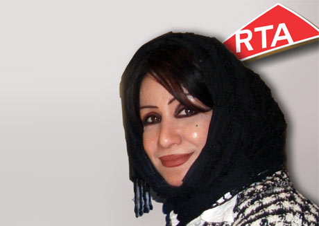Maitha bin Adai-Chief Executive Officer of the Traffic and Roads Agency