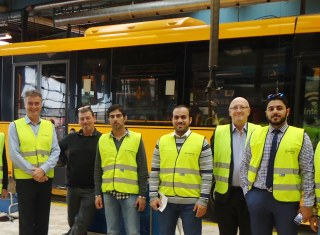 RTA trains Emirati staffs on top bus planning practices at Denmark