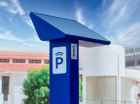 an image of RTA parking payment machine