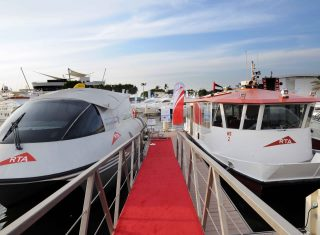 RTA takes part in Dubai Pre-Owned Boat Show 2015 for the 4th straight year