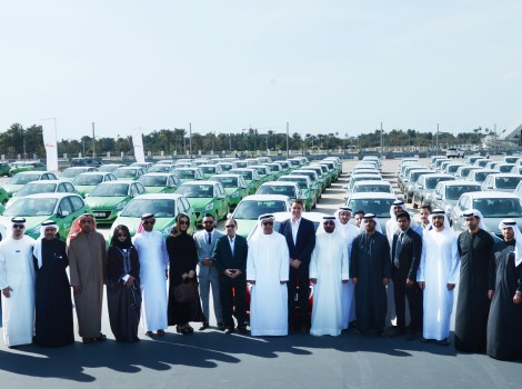Launching Smart Car Rental with 200 vehicles
