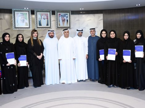 Al Tayer honours 1st Batch of 'Tamkeen with RTA' program