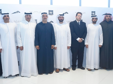 an image of RTA commences exclusive Ferry route for Emaar's visitors and residents linking The Dubai Mall and Marina Mall