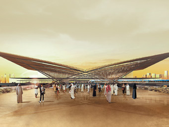 New routes for expo 2020