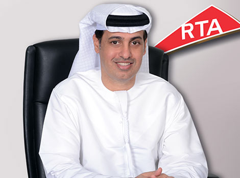 Fahad Al Suwaidi, Director of Development and Corporate Performance, Strategy & Corporate Governance Sector, RTA