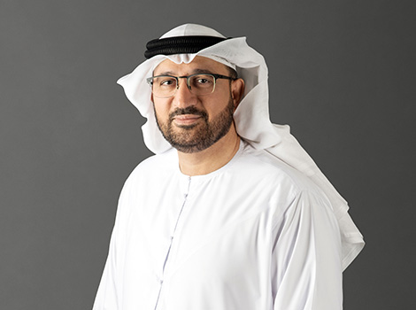 Image of Sultan Al Marzouqi, Director of Vehicles Licensing at RTA's Licensing Agency