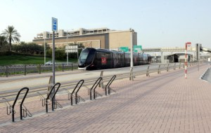 RTA offers biking options along Dubai Tramway