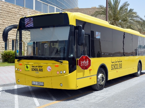 An image of School Bus