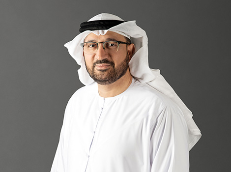 An image of Sultan Al Marzouqi, Director of Vehicles Licensing at RTA's Licensing Agency.