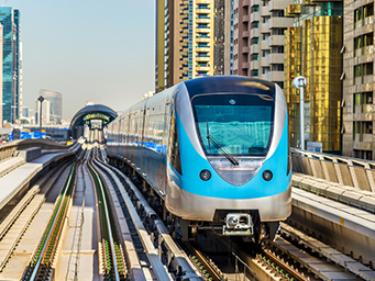 Roads & Transport Authority - About Dubai metro