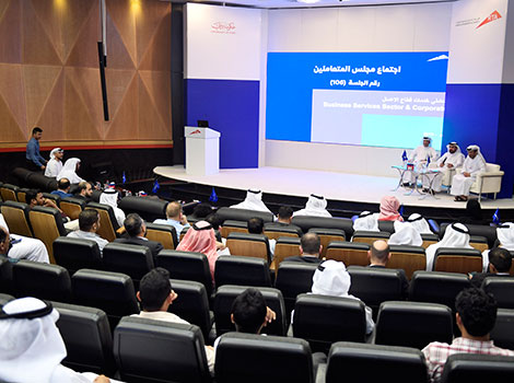 Article image of Customers Council reviews Dubai business community needs