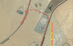 Dubai Cycling Track