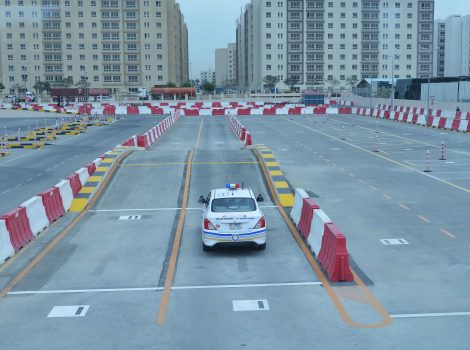 Smart Yard to test drivers at Dubai Driving Center, Al Khail Br.