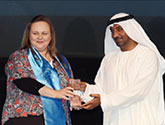 The Hamdan Bin Mohammed Award for Smart Government -Best Contact Center Manager.