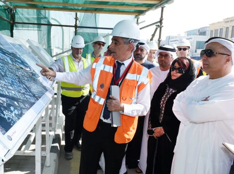 Completion rate of Airport St. Improvement Project hits 30%: Al Tayer