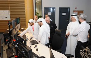 RTA briefs delegation of Etihad Rail about safe rail operation practices