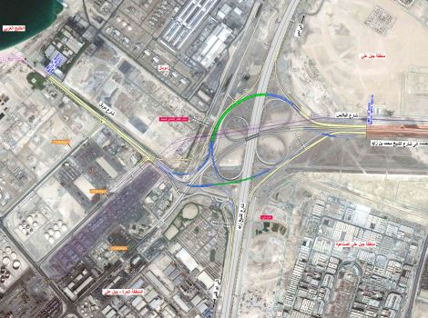 Al Yalayis and Al Asayel Road Projects