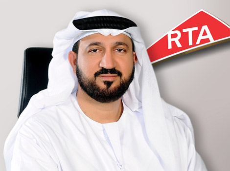 Sultan Al Marzooki, Director of Vehicles Licensing, RTA's Licensing Agency