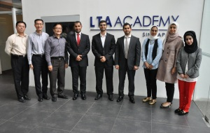 RTA offers training exposure to Emirati rail engineers in Singapore