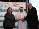 The Best Middle East Government Contact Center Award