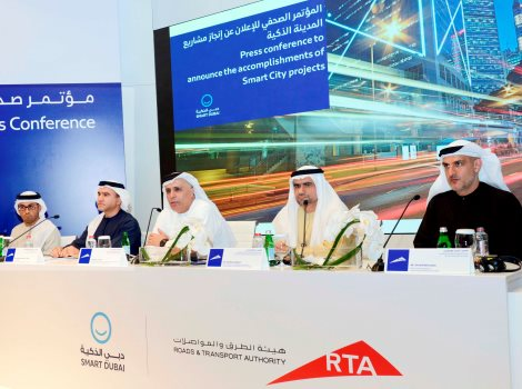 Completion of 29 smart initiatives announcment