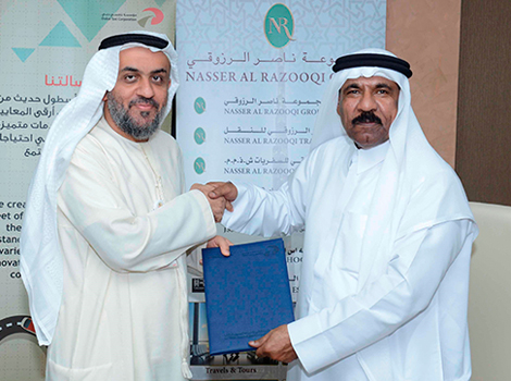 Dubai Taxi rents 119 smart school buses to Nasser Al Razooqi Group