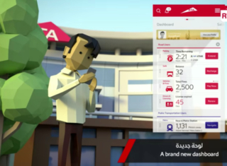 Video on RTA Dubai App just got smarter!