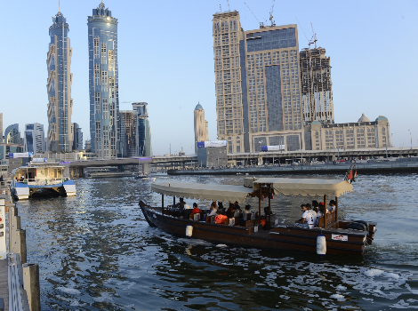 an image of Dubai Abra
