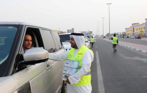 RTA launches Meals on Wheels initiative and supports Safe Ramadan campaign
