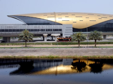 Metro service hours will be extended to accommodate Gitex Shopper visitors