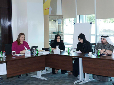 RTA briefs DEWA and Dubai Trade on Call Center Practices