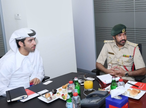 An image from Sharing investment & partnership experience with Dubai Police