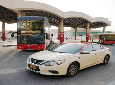 Article image of Public transportation modes lift 4m riders during Eid al-Adha holidays