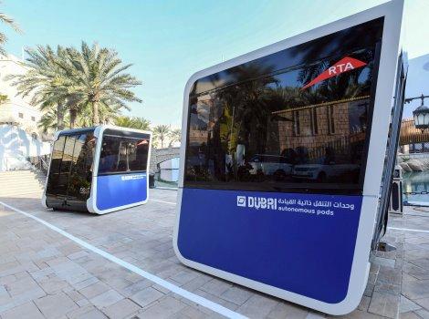 Dubai pods