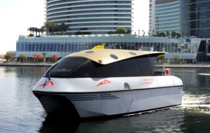 RTA opens new Water Taxi station