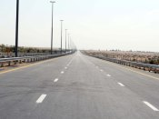Project image of Al Qudra Road Project