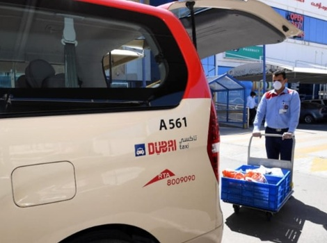 Article image of RTA teams up with online shopping platforms to speed up delivery of orders