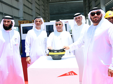 an image of Al Tayer launches Garhoud Workshop for Marine Transit Means