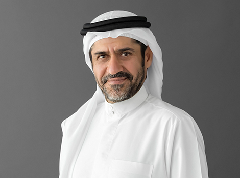 an image of Yousef Al Reda, CEO of Corporate Administrative Support Services Sector, RTA.
