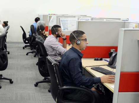 RTA call center