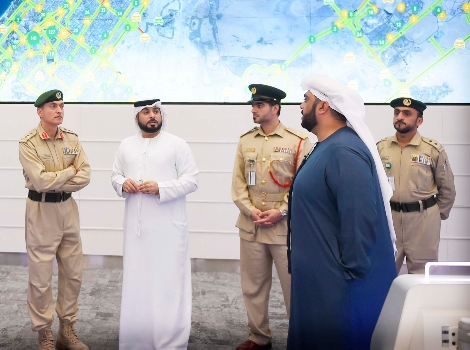 Article image of Briefing Dubai Police on Enterprise Command and Control Centre